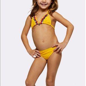Banana Moon Yellow Mumba Spring Bikini